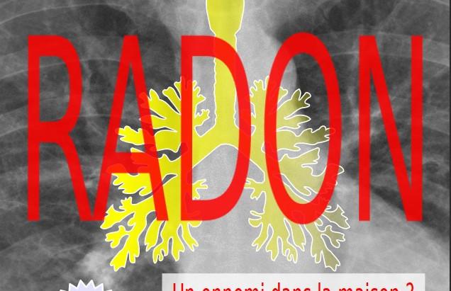 Saviez-vous que le radon causait près d'un cancer du poumon sur 10?