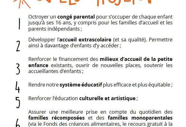 Journée Internationale des Familles version CDH