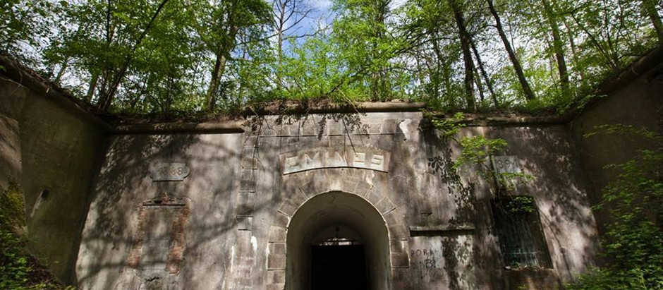 A l'assaut du Fort d'Emines !