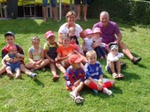 La Province de Namur soutient aussi le secteur de la petite enfance !