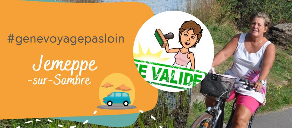 Jemeppe-sur-Sambre & environs #Genevoyagepasloin | 2ème semaine de juillet