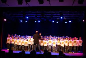 Les Enfantastiques en concert à Liège