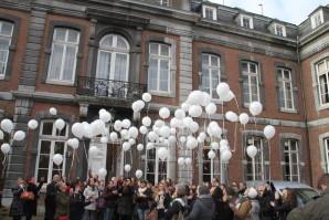Lundi 25 novembre : campagne Ruban Blanc