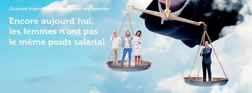 8 mars : Journée internationale du droit des femmes : Mêmes droits, mêmes salaires, mêmes combats