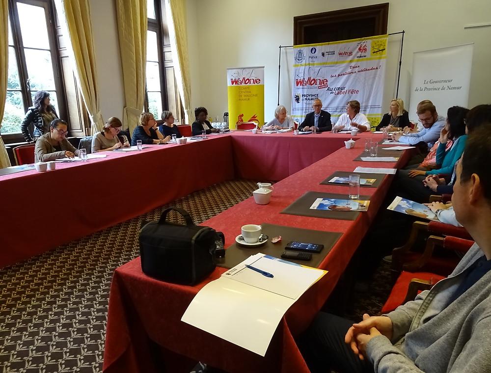 Conférence de presse du 04/09/18