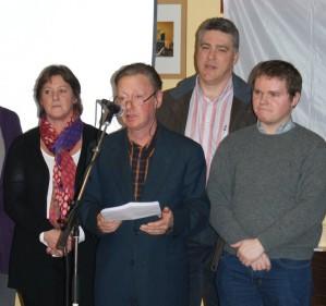 Prix Orange 2012 & Voeux du cdH section locale de Namur