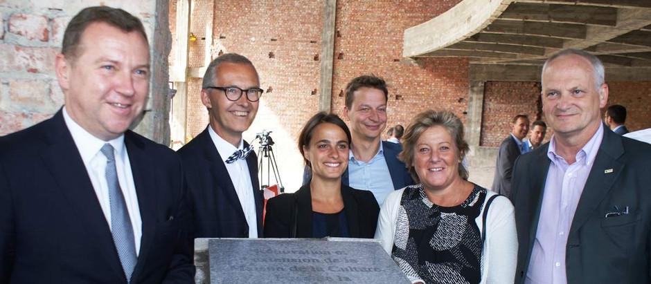 Maison de la Culture de la Province de Namur : journée symbolique