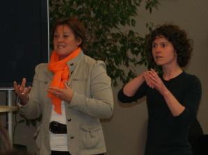 La Langue des signes mise à l'honneur à Namur