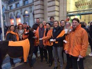 Journée Mondiale du Bénévolat à Namur