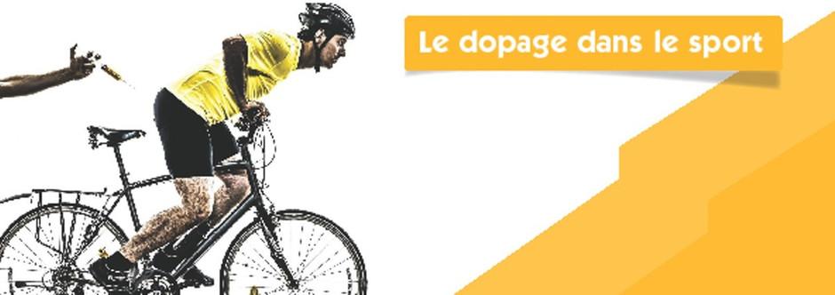 Le dopage dans le sport: un fléau pour tous les sportifs!