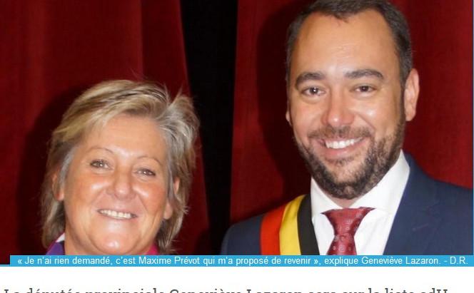 Article de Presse - La Meuse