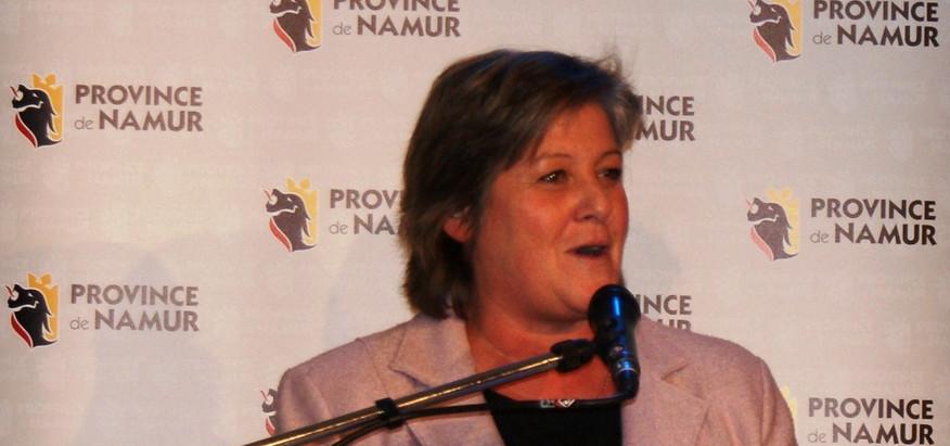 Remise des prix des appels à projets de la Province de Namur 2016