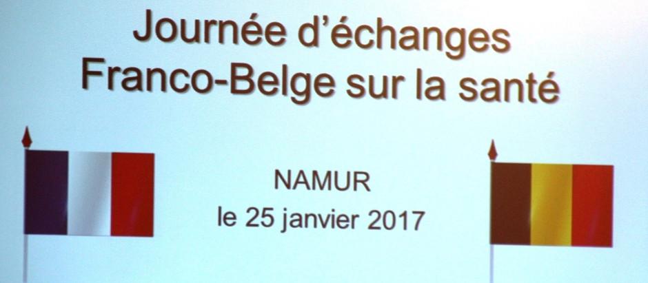 Forum Santé Franco-Belge au Palais provincial à Namur