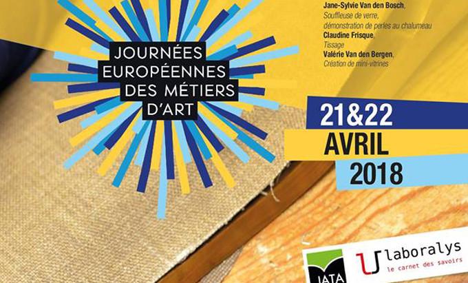 Les Métiers d'art mis à l'honneur par la Province de Namur