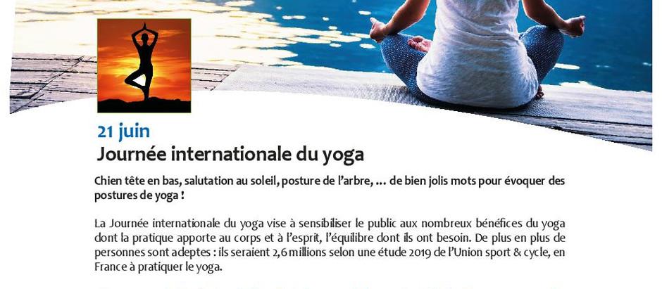 Le yoga, coup de boost pour vos défenses immunitaires !