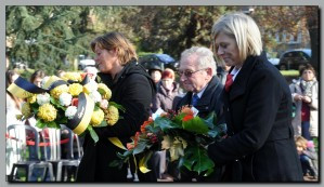 Commémoration 11 novembre à Jambes