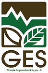 GES Logo with Tag Line White Background.