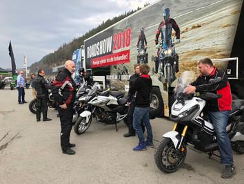 Demo dager og lykke hos Monsterbike i Drammen