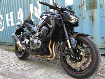 Kawasaki Z900 - Rebellen og ungdomsikonet leverer topp resultater - skikkelig frekt
