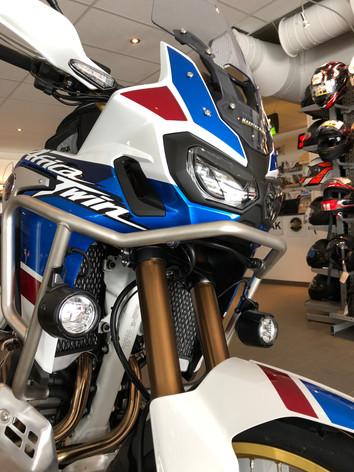Monsterbike har fått Honda CRF 1000 L Africa Twin Adventure inn i butikken