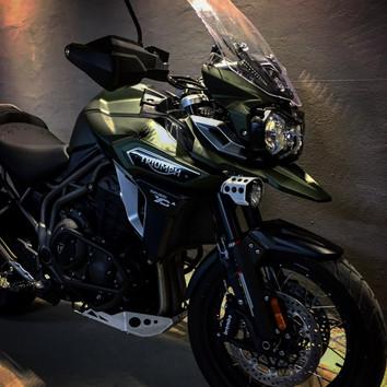 Triumph Explorer XCa 2017- Robust høyteknologi til touringbruk