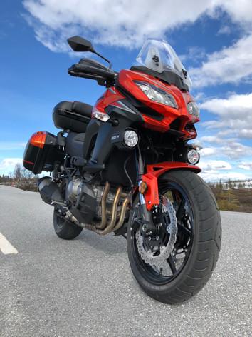 Kawasaki Versys 1000 - Mye bedre enn du kan forestille deg - En av de beste tourerne