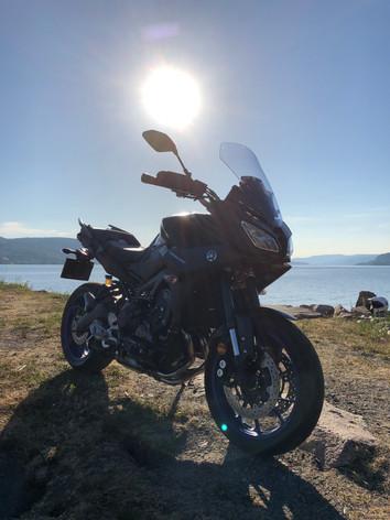 Yamaha Tracer 900 har nådd solhøyden - dette har blitt veldig bra