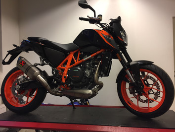KTM 690 - Fantastic - however not to be continued