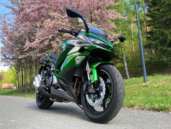 Kawasaki Z 1000 SX - En herlig hybrid med fantastiske kjøreegenskaper - pur glede
