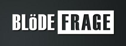 BLÖDE FRAGE INTERNET TV - LOGO