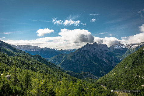 SLOWENIEN - TRIGLAV NATIONALPARK