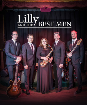 LILLY AND THE BEST MEN
