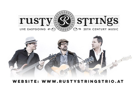 RUSTY STRINGS TRIO - WEBSITE