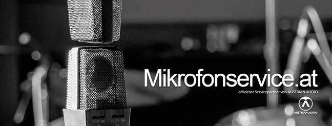 www.mikrofonservice.at - Website