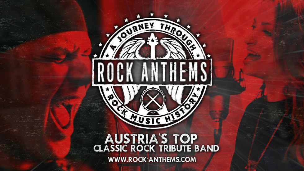 ROCK ANTHEMS - A JOURNEY THROUGH ROCK MUSIC HISTORY