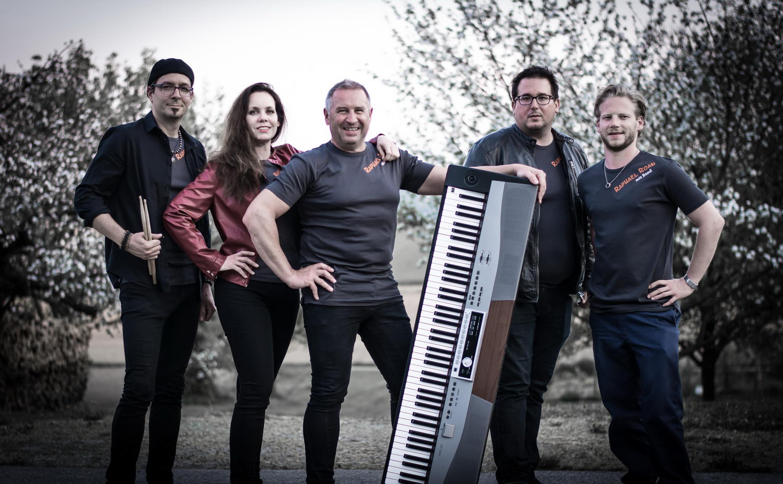 Raphael Roan & Band