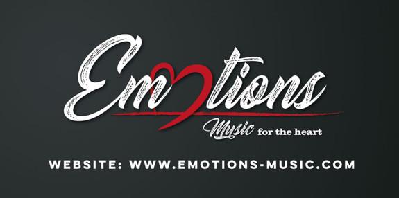 EMOTIONS MUSIC - WEBSITE