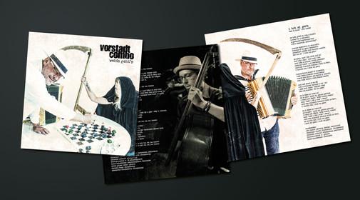 VORSTADTCOMBO CD-Layout