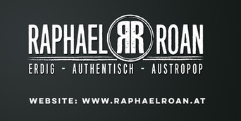RAPHAEL ROAN - WEBSITE + Logodesign