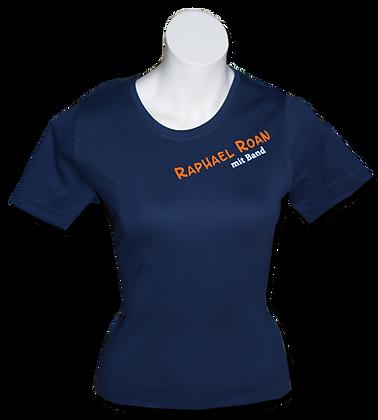 Set Raphael Roan - T-Shirt Damen + Baseball Cap - blau