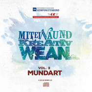 CD-Cover MiteinaundKreativWean Vol. 3