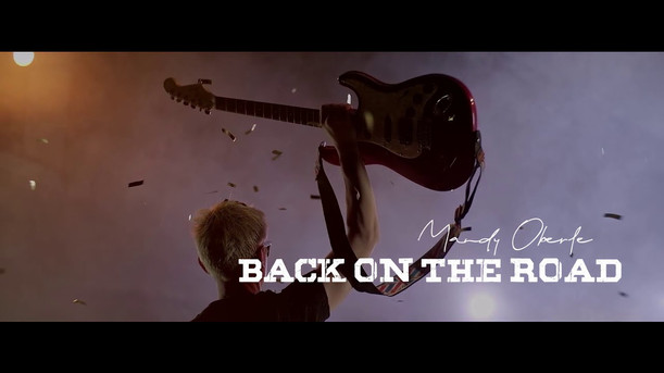 MANDY OBERLE - Back On The Road