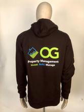 OG Property Management Custom Screen PrintedHoodie