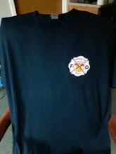 Custom Henrietta Fire Department Shirt