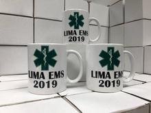 Custom Lima EMS Mug