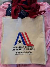 Custom All-Star Grocery Bag