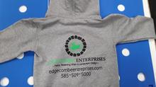 Edgecombe Enterprises Custom Hoodie