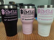 Custom VLP Tumbler Screen Printed Travel Mug