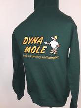 Custom Dyna Mole Hoodie