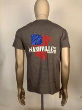 Nashvilles Henrietta Custom Screen Print T-Shirt